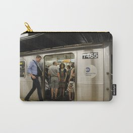 Subway Life Carry-All Pouch
