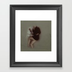 LULLABIES IN THE ABYSS Framed Art Print