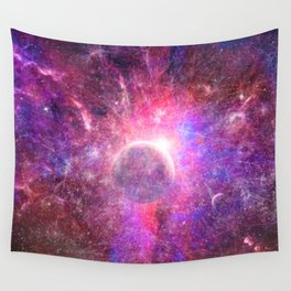 Cyberspace Wall Tapestry