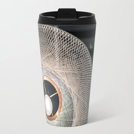 Afternoon Dawns in Rotterdam Marketplace Travel Mug