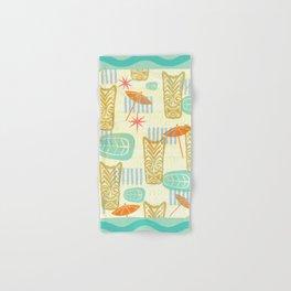 TIKI On The Beach Hand & Bath Towel