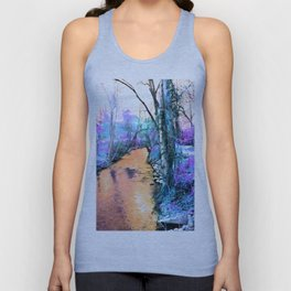 Big Chico Creek Unisex Tank Top