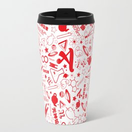 Scarlet A - Version 1 Travel Mug
