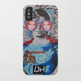BRICK LANE ART iPhone Case