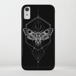 Mother Moth iPhone Case