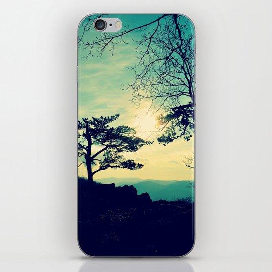 Love Lights the Sky iPhone & iPod Skin