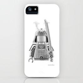 Japanese Warrior iPhone Case