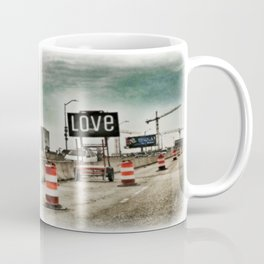 Road Construction Love  Coffee Mug