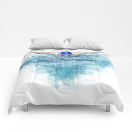 Swimming Comforters