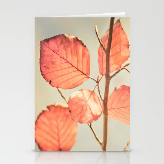 Simply Leaves Stationery Cards