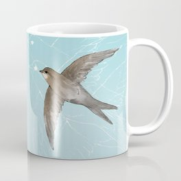 Common Swift in the air Coffee Mug