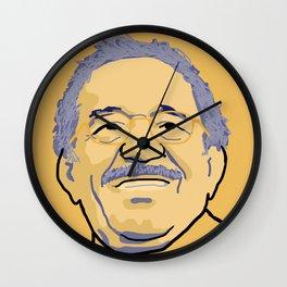 Gabriel Garcia Marquez Wall Clock