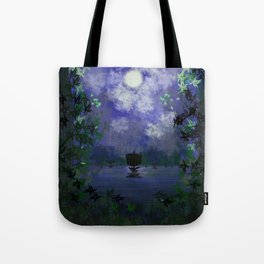 Venture of the Valiant Tote Bag