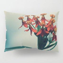 Flowers at Dusk Pillow Sham