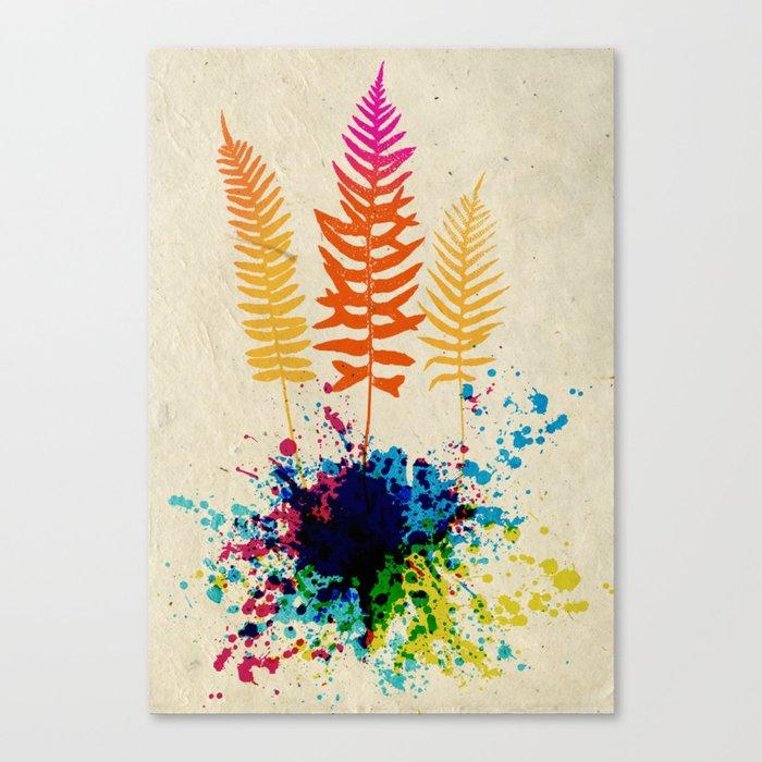 spring-o-rama Canvas Print