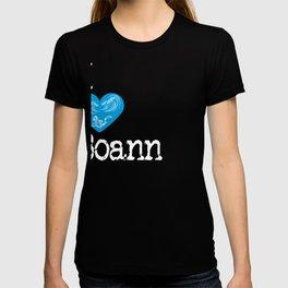I Heart Boann | Love the Irish goddess of the River Boyne T-shirt