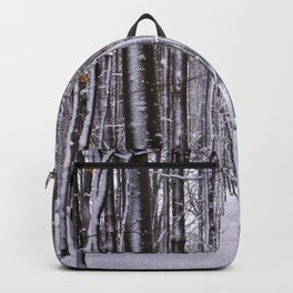 Winter in the Woods Backpack