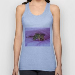Between the petals Unisex Tank Top