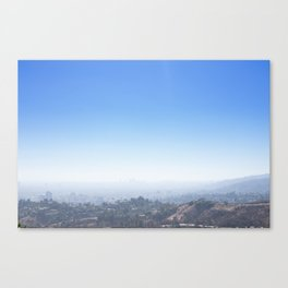 Lost Angeles Canvas Print