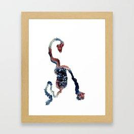 Meditation 7 Framed Art Print