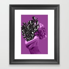 In love with Inspiration 3 Framed Art Print