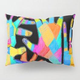 Hands of colors | Hands of light Pillow Sham