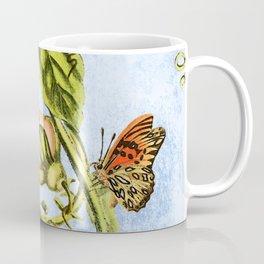 Fly by blue. Coffee Mug