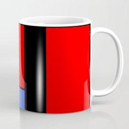 Mondrian #51 Coffee Mug