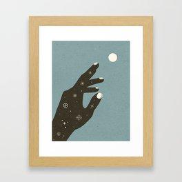 Dead Stars In Our Hands Framed Art Print