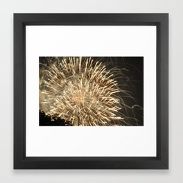 July 4th, Westhampton, NY Framed Art Print