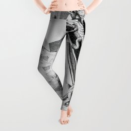 MC Escher Reptiles 1943 Artwork for Posters Prints Tshirts Men Women Kids Leggings