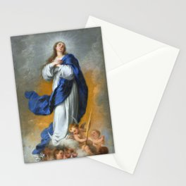 "Bartolomé Murillo ""The Immaculate Conception"" Stationery Cards"