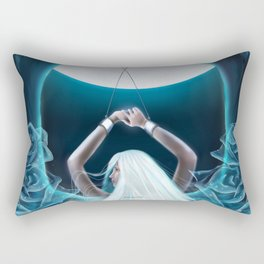 Wings of wishes Rectangular Pillow