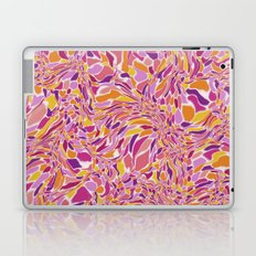 Trippy-Fiesta colorway Laptop & iPad Skin