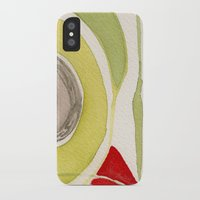 tribal iPhone & iPod Cases featuring Tribal by Angella Meanix