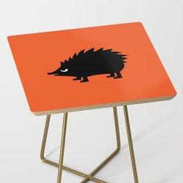 Angry Animals: hedgehog Side Table