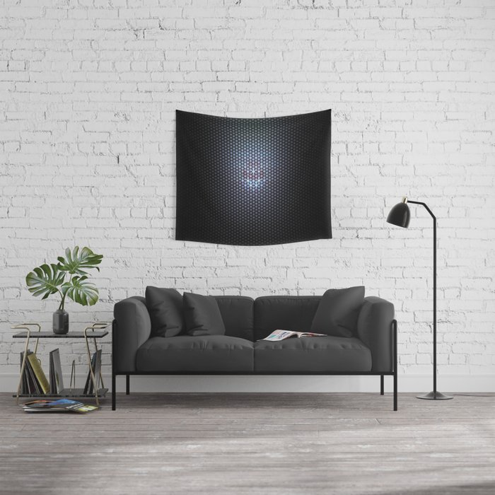 Flower of Life 02 Wall Tapestry