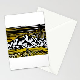 To The City Stationery Cards