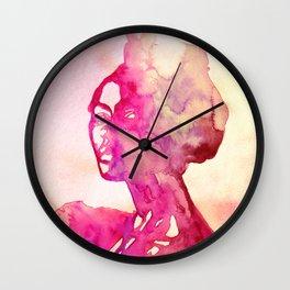 Africana Wall Clock