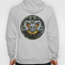 """Astrological Mechanism - Aries"" Hoody"