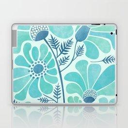 Himalayan Blue Poppies Laptop & iPad Skin