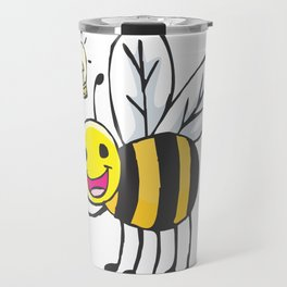 Bee Idea Travel Mug