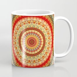 Mandala 321 Coffee Mug