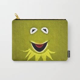 Kermit The Frog Carry-All Pouch