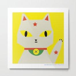 #30daysofcats 10/30 Metal Print