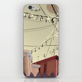 Collage Valpo es un Paraíso II iPhone Skin