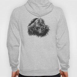 Gorilla head Hoody