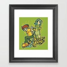 Scott Radio!!! Framed Art Print