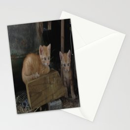 More Kitty Kats!!! Stationery Cards