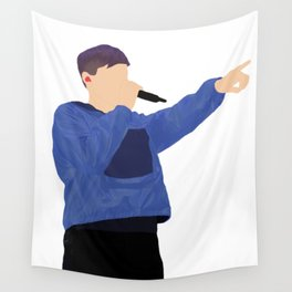 Louis Tomlinson Wall Tapestry
